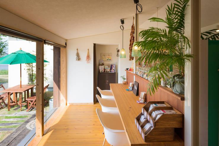Ruang Makan by FAD建築事務所