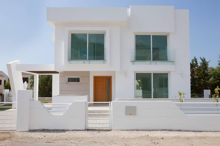 Дома в . Автор – ÖZYALÇIN CONSTRUCTION