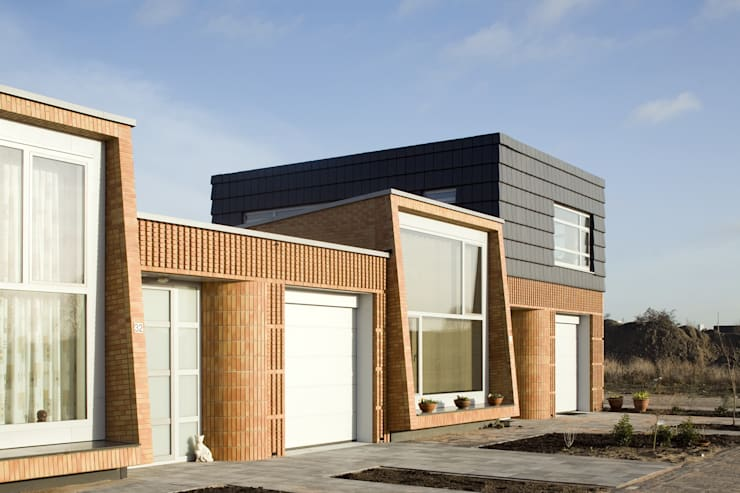 Houses by HM Architecten