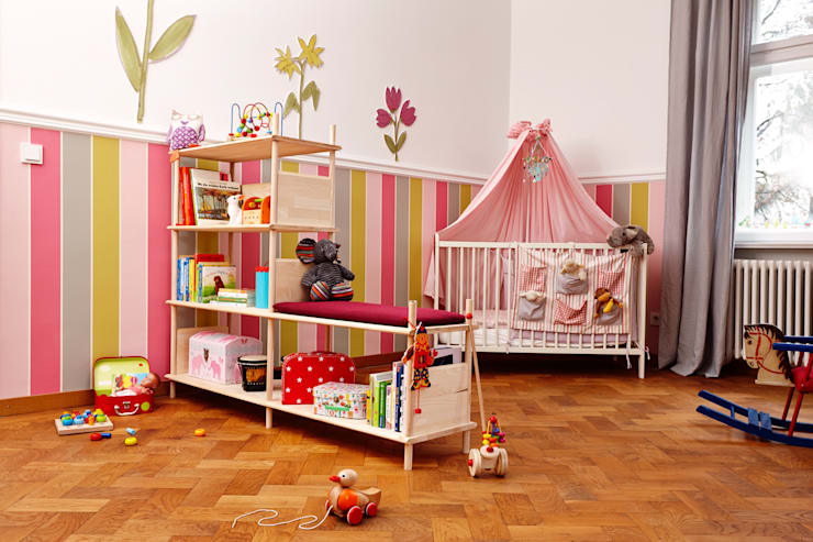 modern Nursery/kid's room by Neuvonfrisch