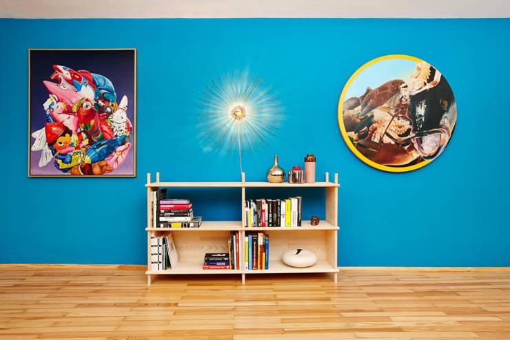 Split - Regalsystem:  Wohnzimmer von Neuvonfrisch - Möbel und Accessoires