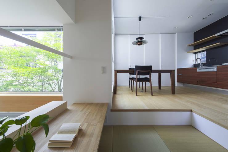 プラスアトリエ一級建築士事務所의  다이닝 룸
