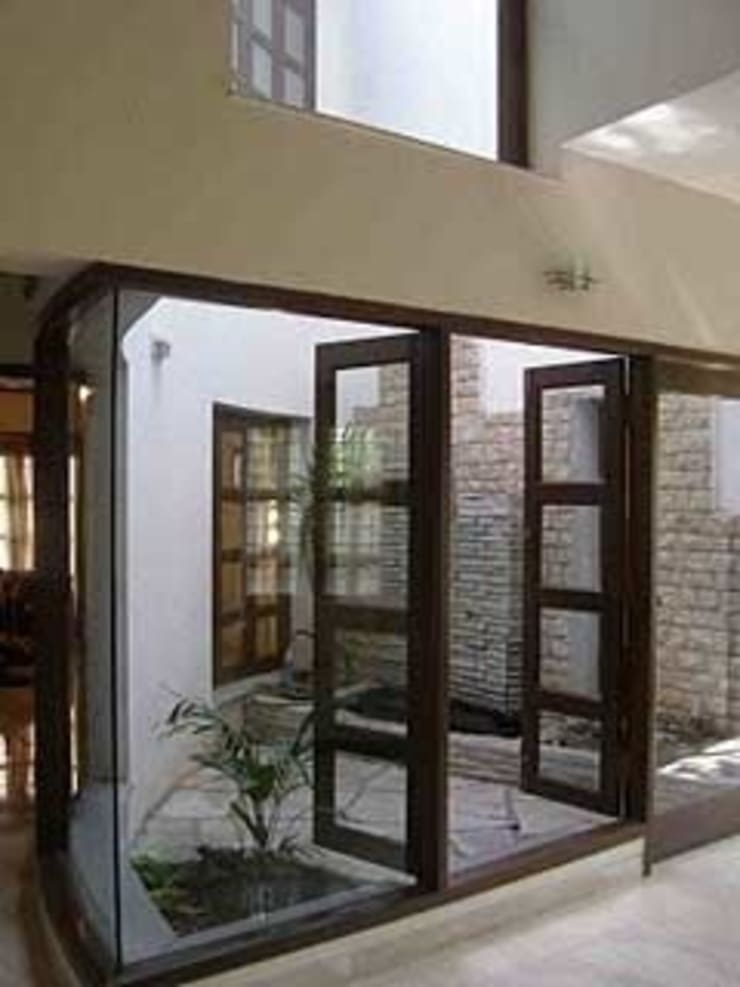 SHAMEEL RESIDENCE:  Houses by Muraliarchitects