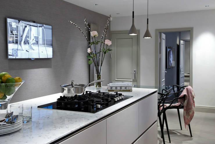 modern Kitchen by Boscolo