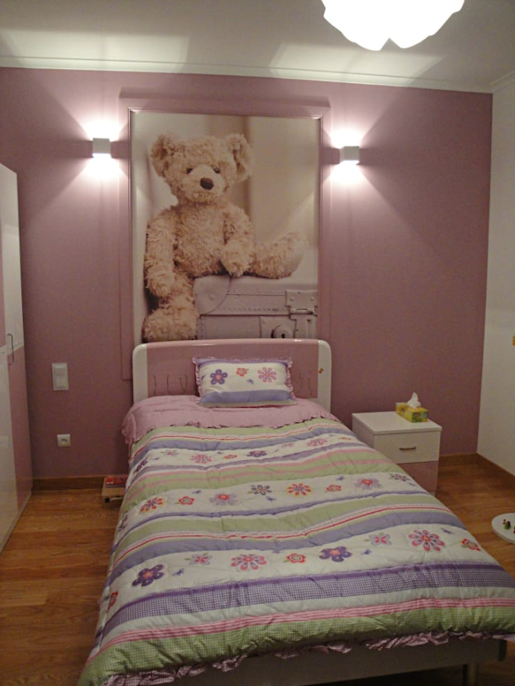 Pokój dla dziecka: styl , w kategorii Pokój dziecięcy zaprojektowany przez ,,Goya Art'' Małgorzata Świderska,