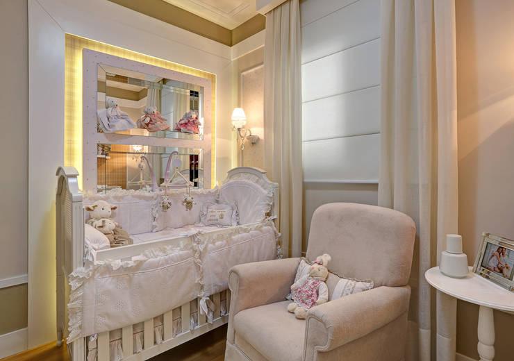 Детские комнаты в . Автор – Fernanda Marchette Arquitetura