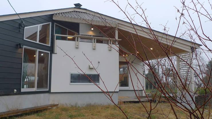 田主丸のウィークエンドハウス : u.h architectsが手掛けた家です。