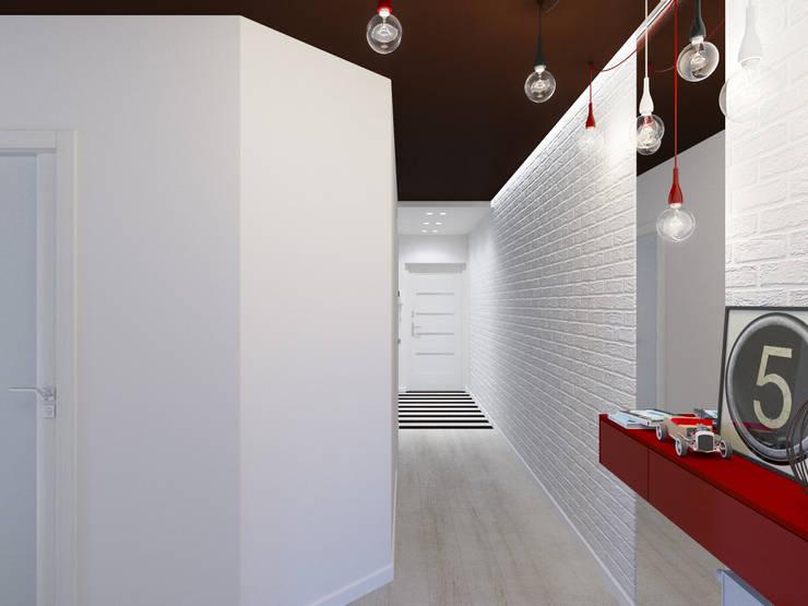 Corridor and hallway by Оксана Мухина, Minimalist