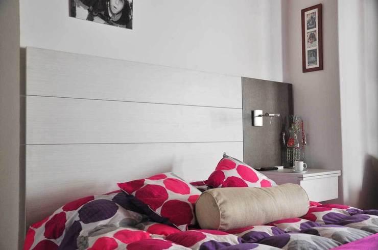 Proyectos de interiores varios: Dormitorios de estilo  por ZYX estudio