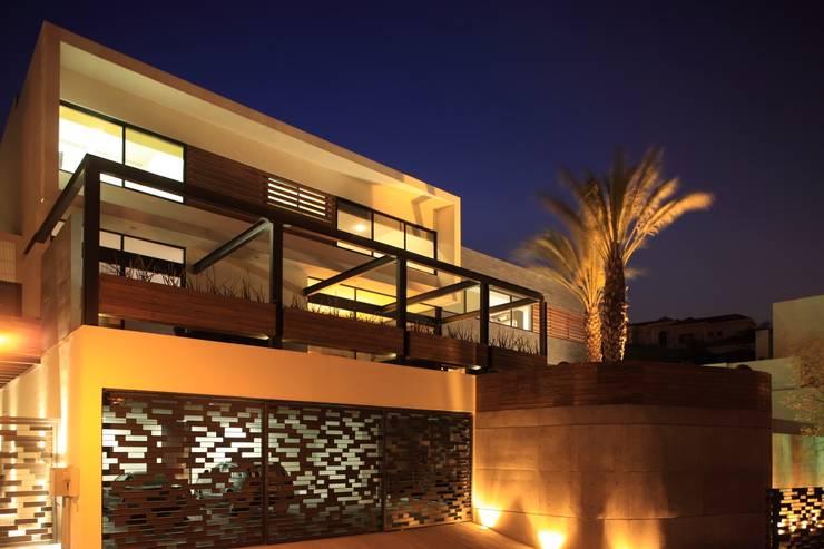 Casa CG Casas modernas de GLR Arquitectos Moderno