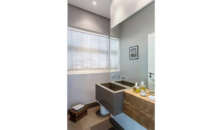 Apartamento Ministro Godói: Cozinhas modernas por Natalia Necco Arquitetura