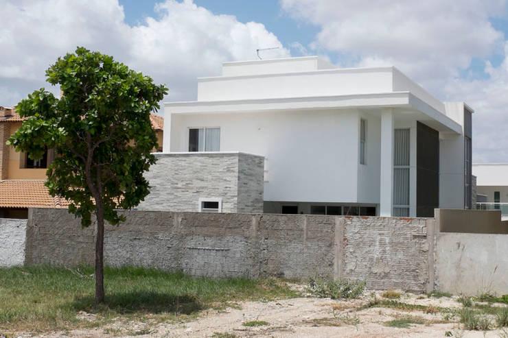 Casas de estilo  de POCHE ARQUITETURA, Moderno