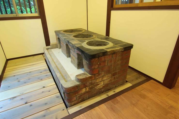 改修後: 石井建築設計事務所が手掛けたです。