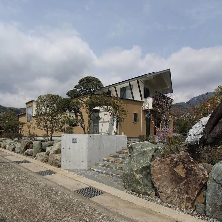 Yokono ARC: 平林繁・環境建築研究所が手掛けた家です。