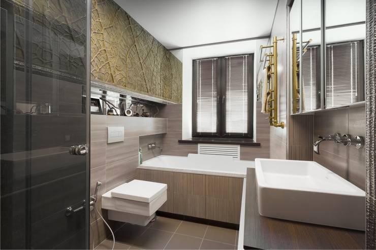 Ванная.:  в . Автор – Студия дизайна Ирины Комиссаровой