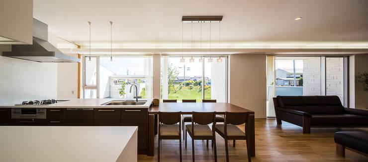 ห้องทานข้าว by 梶浦博昭環境建築設計事務所