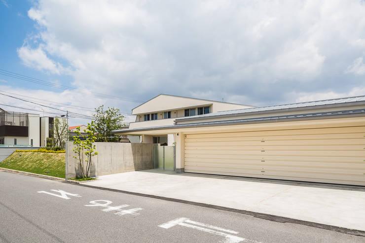白珪の家: 梶浦博昭環境建築設計事務所が手掛けた家です。