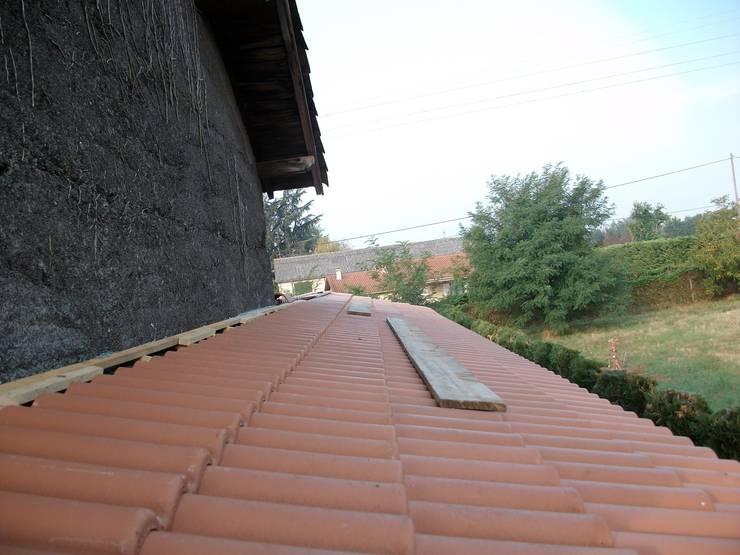 Mise en oeuvre de la toiture:  de style  par POSITIV'AGENCEMENT