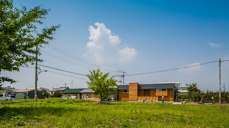 和光の家: 梶浦博昭環境建築設計事務所が手掛けた家です。