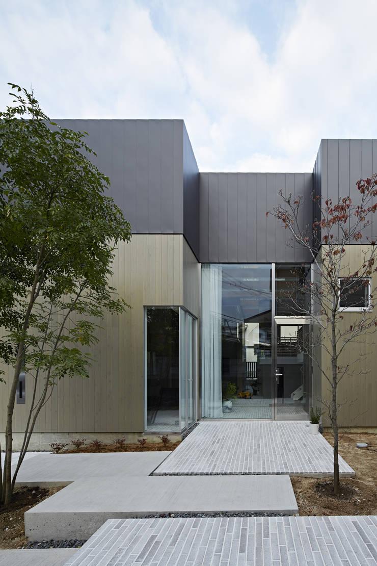 生駒の家: 安部秀司建築設計事務所が手掛けた家です。