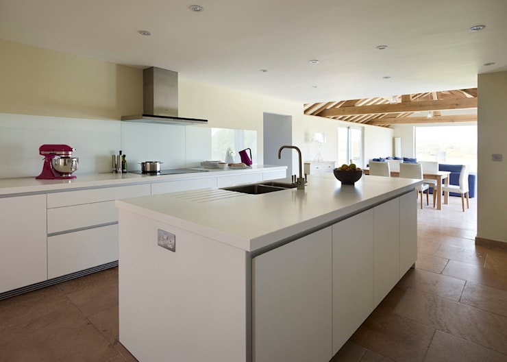 Bulthaup B1 Keuken : Barn conversion with a bulthaup b kitchen Автор u hobsons choice