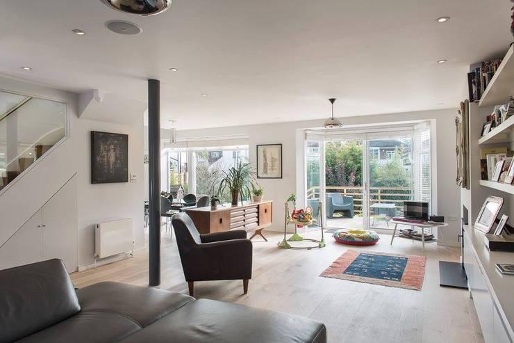غرفة المعيشة تنفيذ XUL Architecture