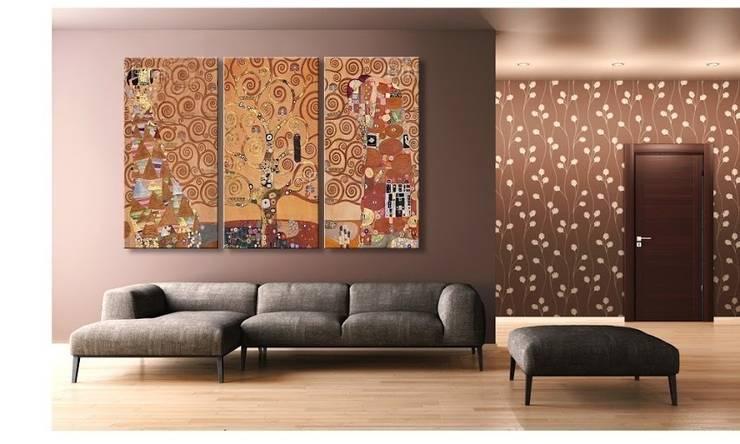 Living room by BIMAGO.it