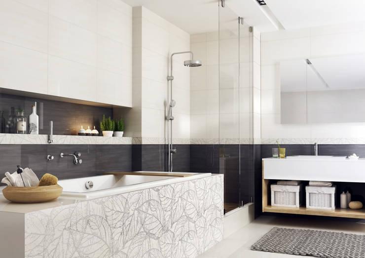 Kolekcja Antonella: styl , w kategorii Łazienka zaprojektowany przez Ceramika Paradyż