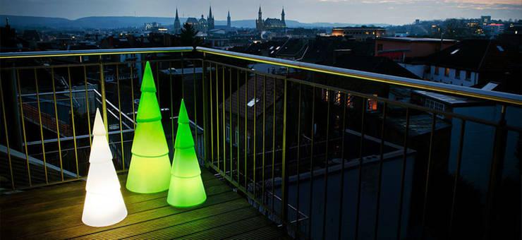 Балкон, веранда и терраса в . Автор – produktsalon // Susanne Uerlings Produktdesign