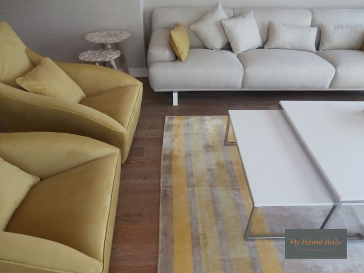 My Home Halı – Bodrum Otel Projesi:  tarz Oteller