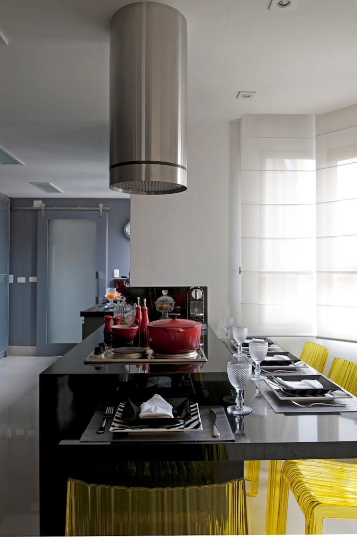 Kitchen by Jamile Lima Arquitetura, Modern