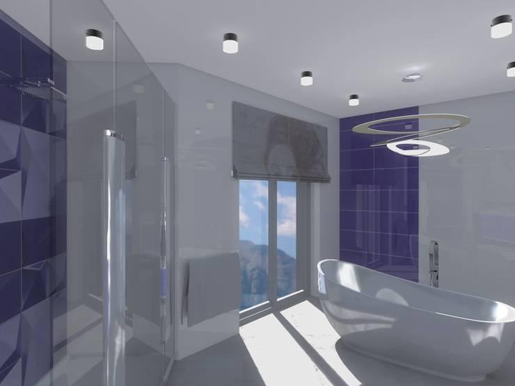 by Marta Kożuch Interior Design Сучасний