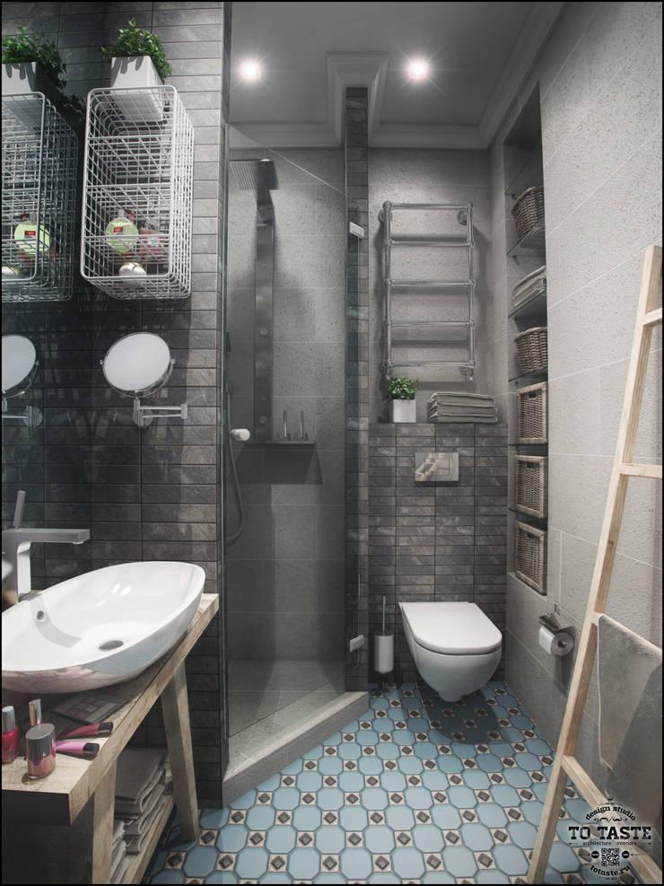 Квартира в Санкт-Петербурге: Кухни в . Автор – ToTaste.studio,