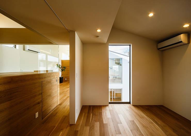 wrap: 一級建築士事務所hausが手掛けた子供部屋です。