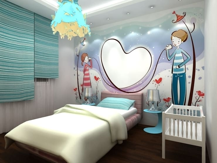 Nursery/kid's room by michel bandaly