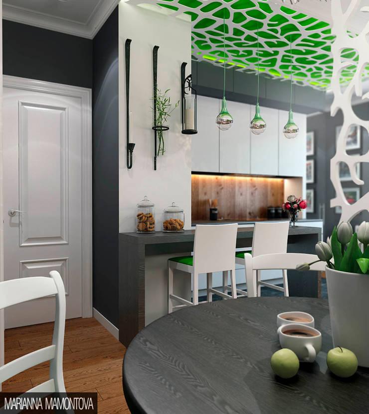 Oda Odessa: Кухни в . Автор – Dizzy Interior