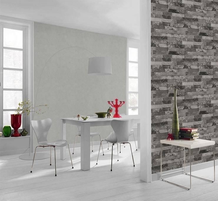Papel Tapiz Costos Y Disenos Para Tus Paredes - Papeles-de-decoracion-para-paredes