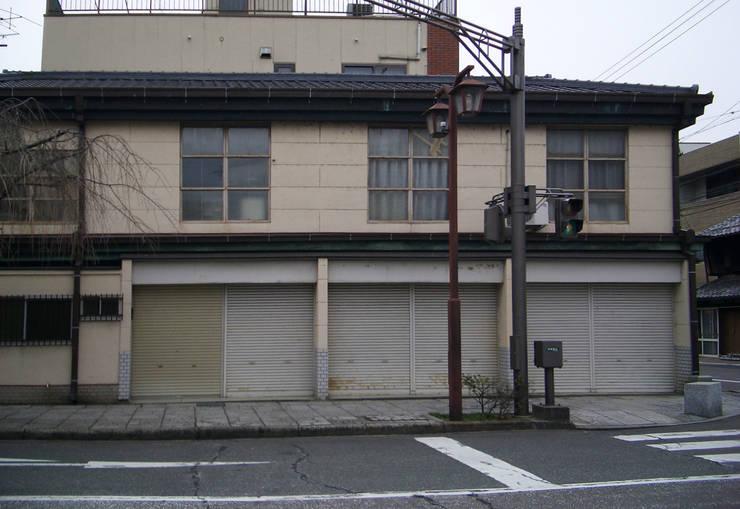改修前: 一級建築士事務所 ヒモトタクアトリエが手掛けたです。
