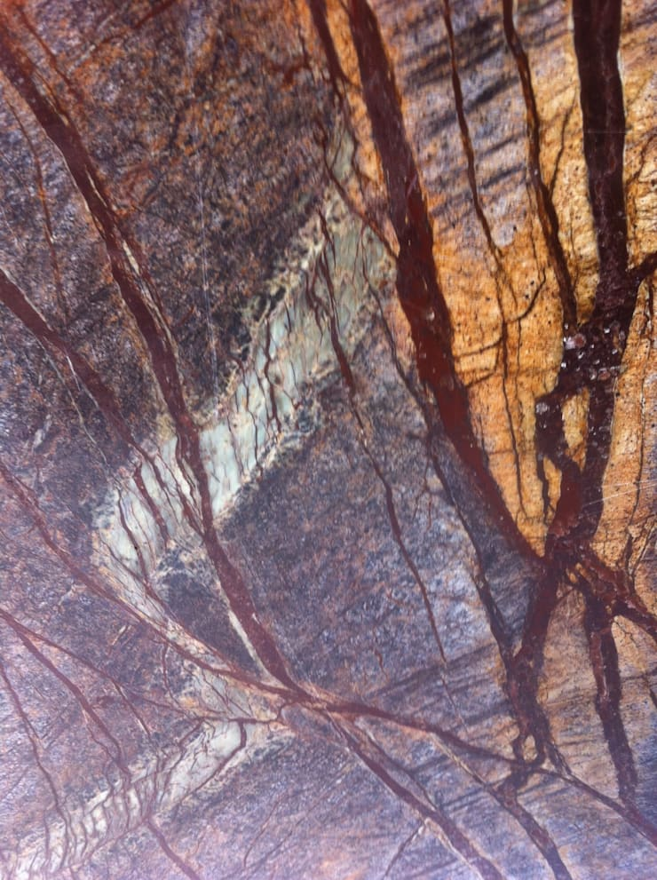 Rainforest:  Woonkamer door Wowglass