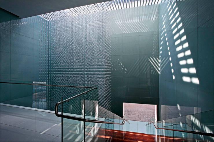 Museo Memoria y Tolereancia Museos de estilo moderno de Arditti arquitectos Moderno