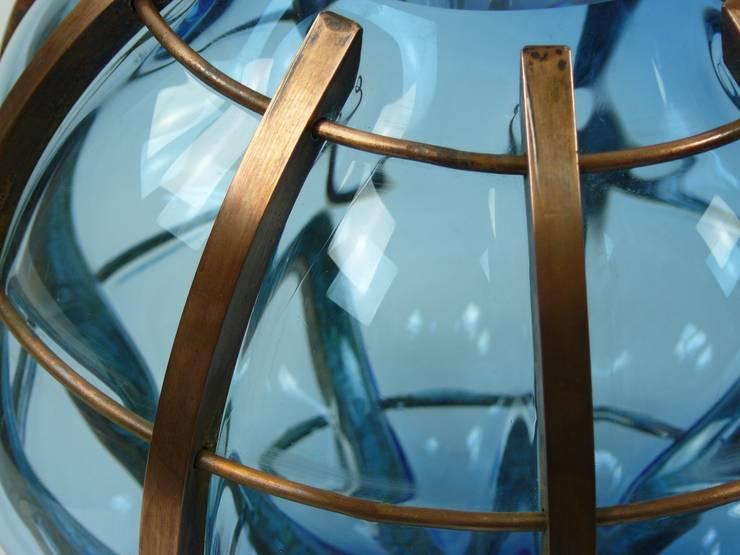 Caught in Copper:  Kunst  door Wowglass