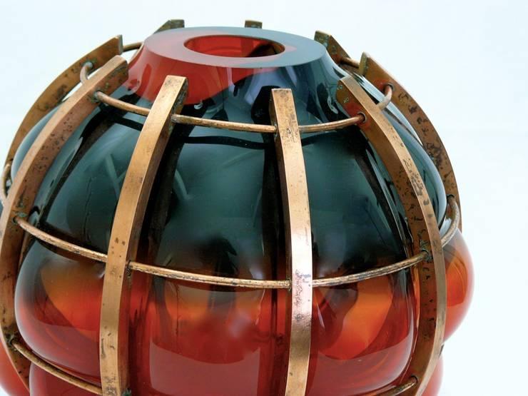 Caught in Copper (verkocht):  Kunst  door Wowglass