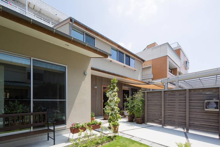 【快適健康環境+Design】森建築設計의  주택