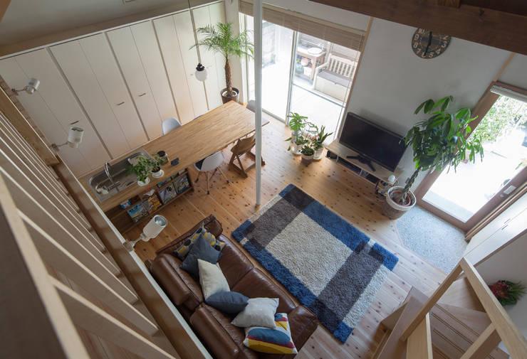 Столовые комнаты в . Автор – 【快適健康環境+Design】森建築設計