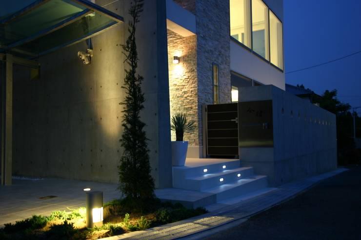 古江台の家: SADOが手掛けたです。