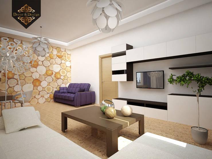 Уютный минимализм: Рабочие кабинеты в . Автор – Decor&Design