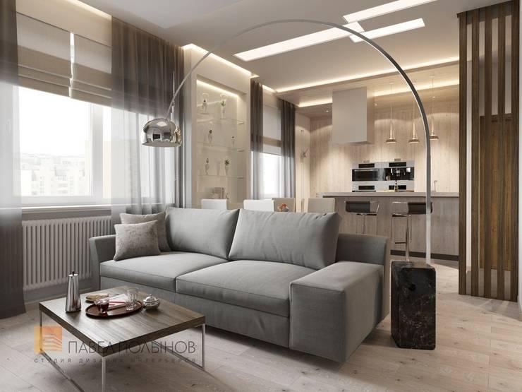 Ruang Keluarga by Студия Павла Полынова