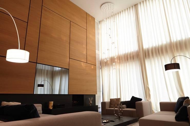 Living room by Studio Matteoni