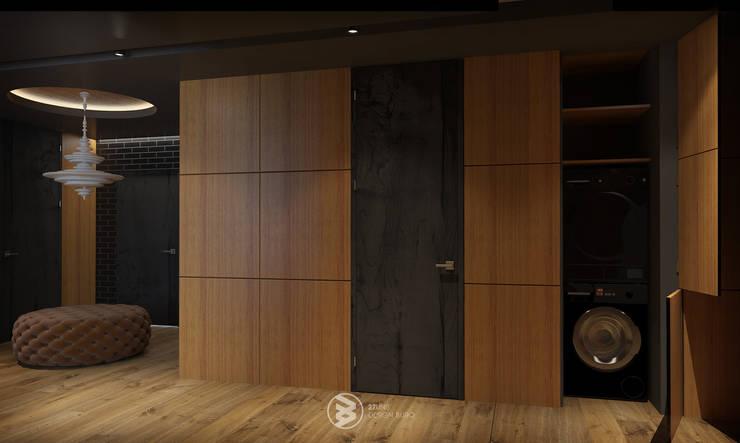Квартира в Броварах 2: Коридор и прихожая в . Автор – 27Unit design buro