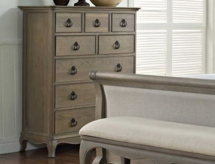 Furniture: classic Dressing room by CROWN FRENCH FURNITURE